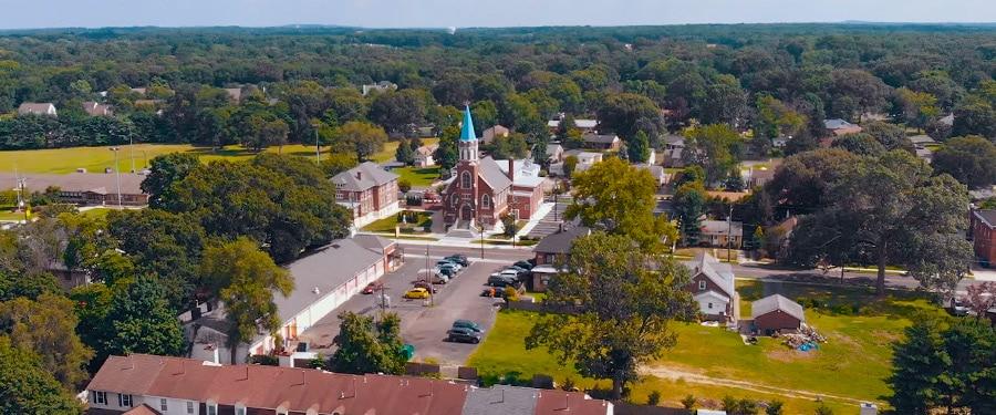 New Jersey - Florence település temploma